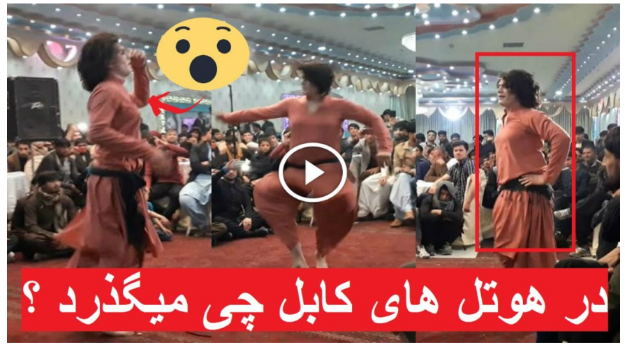 What is going on In Kabul wedding halls?