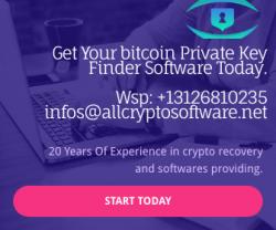 bitcoin private key finder non spendable
